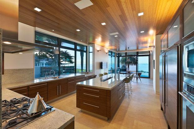 Moderno Cocina by Dana Berkus Interiors
