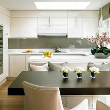 Contemporary Kitchen by Amory Brown