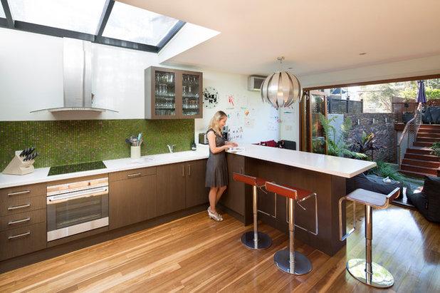 kitchen by nsstudio