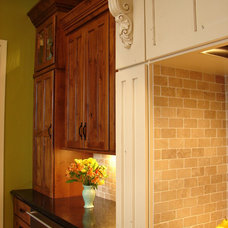 Farmhouse Kitchen by Castle Kitchens and Interiors