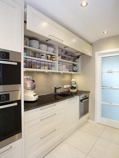 Contemporary U Shaped Kitchen Design Ideas Renovations Photos