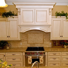 Traditional Kitchen by Dewan Cabinetry