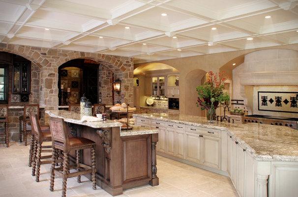 Mediterranean Kitchen by House of L Interior Design