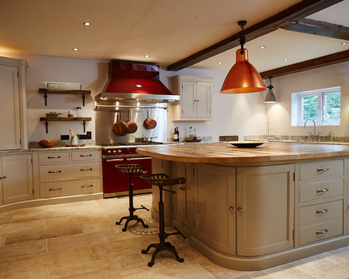 Traditional Kitchen Idea In Other