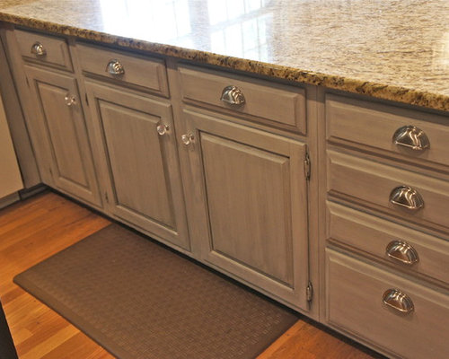 Annie Sloan Painted Cabinets Ideas, Pictures, Remodel and Decor
