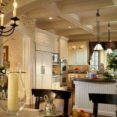Farmhouse Kitchen by Peter Salerno Inc
