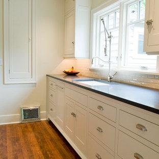 Flush Kitchen Cabinets Houzz