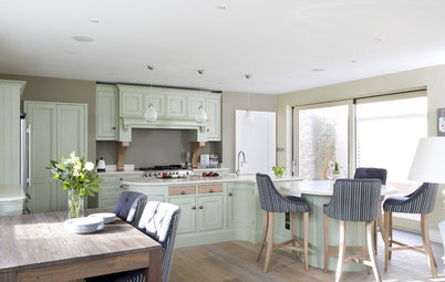 Kitchen of the Week: Casual and Coastal in Ireland