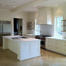 Traditional Kitchen by Custom Cabinets by Design