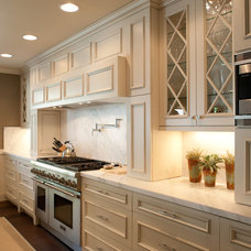 Contemporary Kitchen by Barton Woodworks