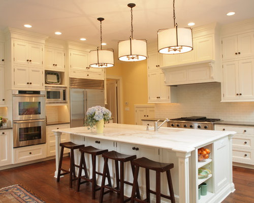 Merillat Classic Kitchen Cabinets Design Ideas & Remodel Pictures ...