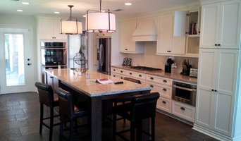 Painted Kitchen remodel