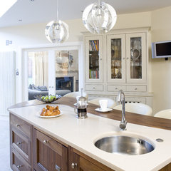 contemporary kitchen by Woodale Designs - Keith Fennelly