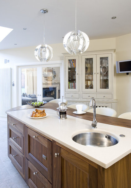 Transitional Kitchen by Woodale Designs Ireland