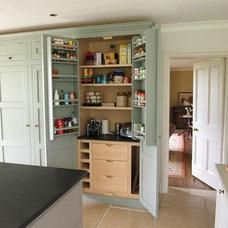 Farmhouse Kitchen by Higham Furniture