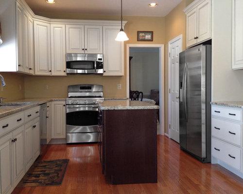Linen Kitchen Cabinetry | Houzz
