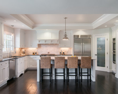 Kitchen Tray Ceiling Houzz