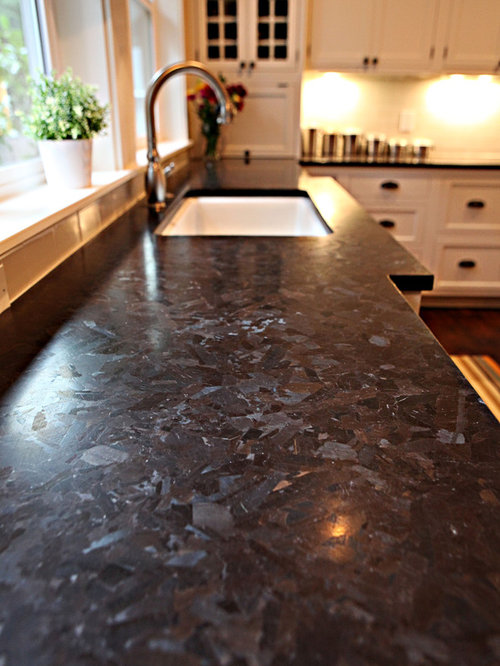 Antique Brown Granite Houzz