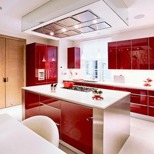 Lacquer Kitchen Cabinets | Houzz on lacquer kitchen cabinet doors, lacquer countertops, kitchen furniture design,