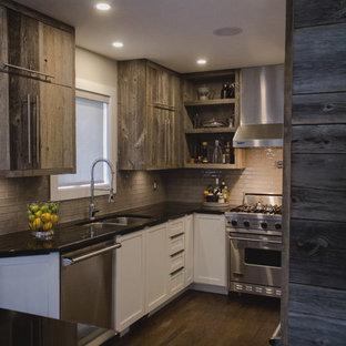 Ideas para cocinas | Fotos de cocinas comedor rústicas