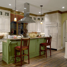 Traditional Kitchen by Interiors By Mimi, Inc.