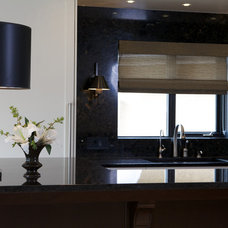 Contemporary Kitchen by Woolrich Group, Design and Construction