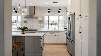 Palizada Kitchen & Living Areas