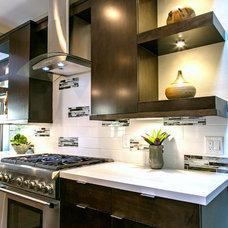 Contemporary Kitchen by An Interior Motive Designs LLC