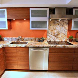 Palm Desert Contemporary Kitchen Remodel - Ironwood CC