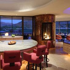 Southwestern Kitchen by Deep River Partners