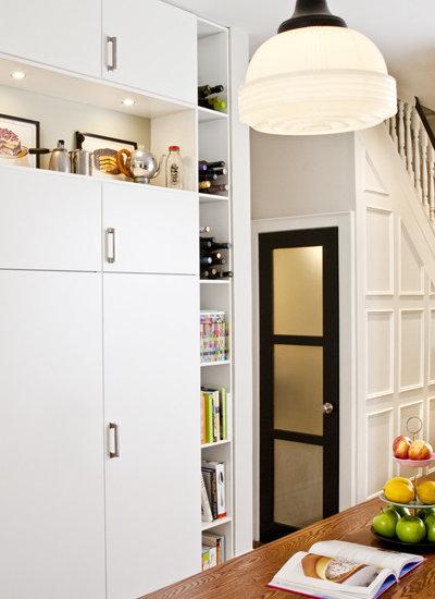 interior basement door | houzz