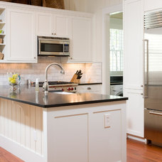 Traditional Kitchen by Resort Custom Homes