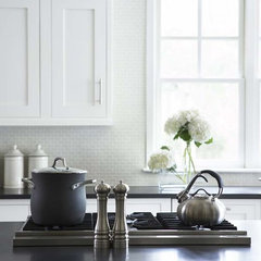 traditional kitchen by Linda McDougald Design | Postcard from Paris Home