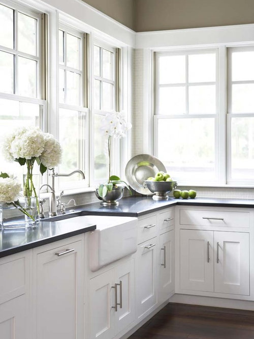 kitchen cabinets painting absolute black granite houzz 20965