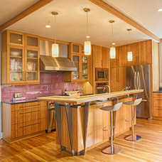 Modern Kitchen by Ecologic-Studio, llc