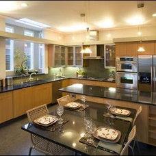 Modern Kitchen Palo Alto Architects - Modern Architecture - EmeraldHills