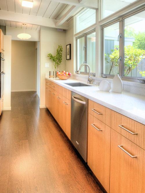 midcentury orange kitchen design ideas amp remodel pictures houzz