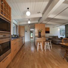 Midcentury Kitchen by Keycon, Inc