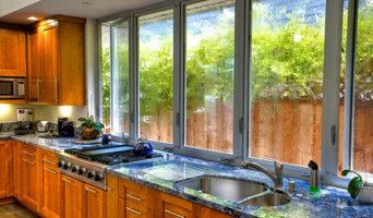 Palo Alto Modern Home Kitchen