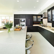 Contemporary Kitchen by SieMatic San Francisco