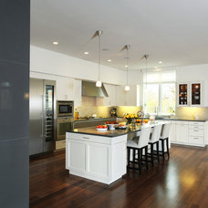 Traditional Kitchen by SieMatic San Francisco