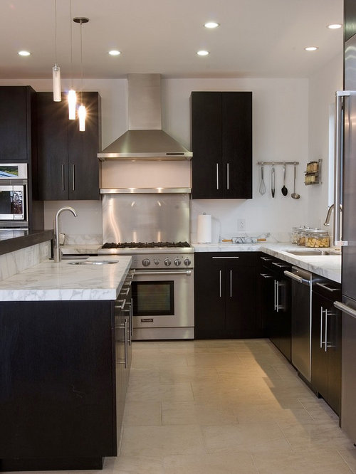 Http Houzz Com Limestone Kitchen Floor