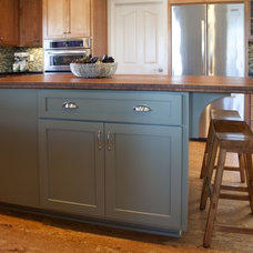 Traditional Kitchen by Barnick Wood Design