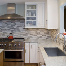 Contemporary Kitchen by Rebekah Zaveloff | KitchenLab
