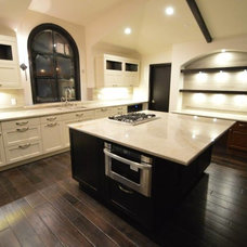 contemporary kitchen by Denton Developments