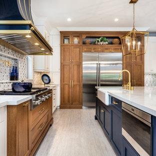 Palos Verdes Luxury Kitchen
