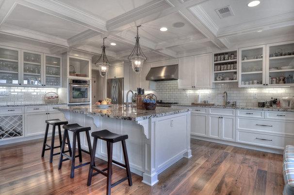 Traditional Kitchen by LuAnn Development, Inc.