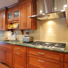 Traditional Kitchen by The Howland Group