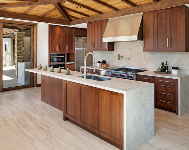 Contemporary Kitchen by Chris Moore Interior Design