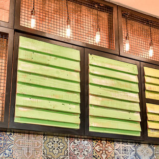 rustic kitchen remodeling mountain style kitchen photo in sydney - Thai Kitchen Milwaukee
